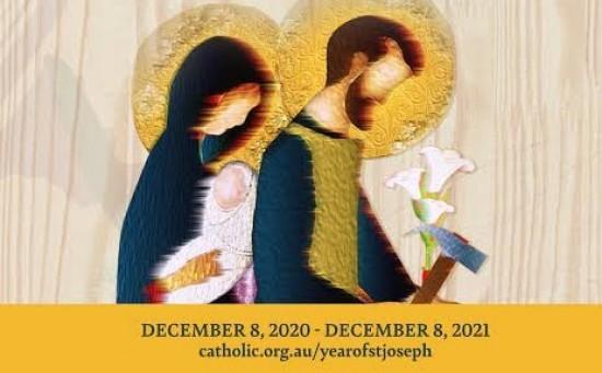 Year of St Joseph Consecration